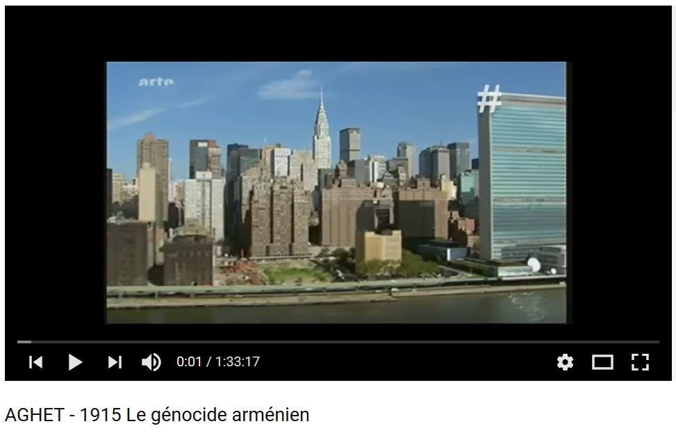 Vidéo Génocide 3