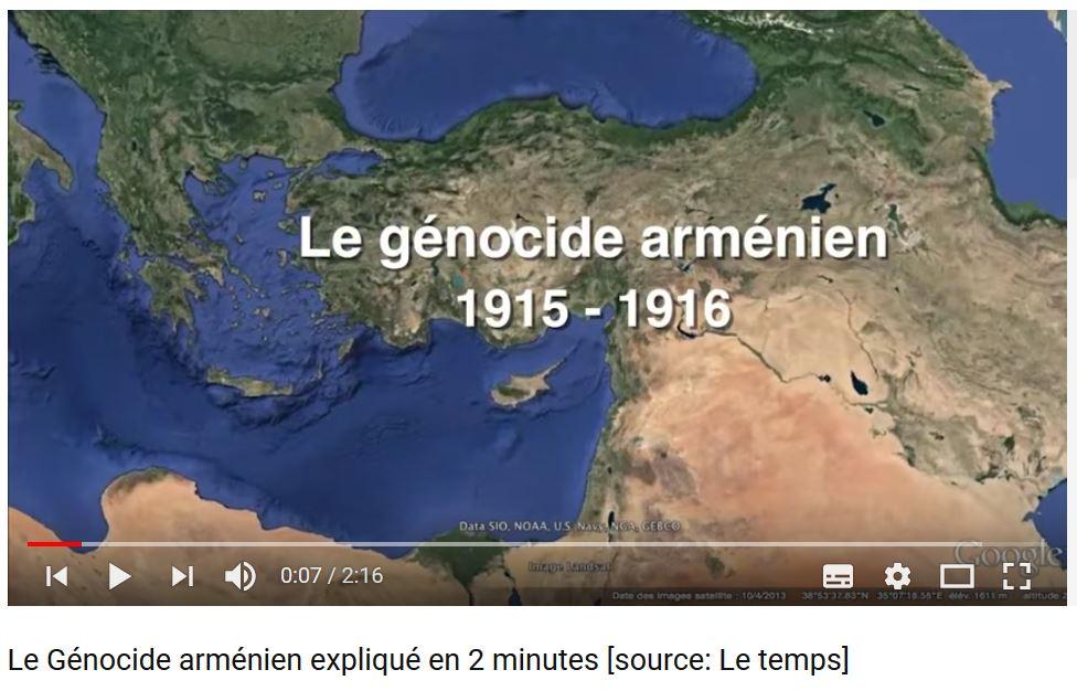 Vidéo Génocide